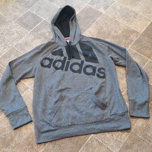 Adidas women's size XL climawarm hoodie